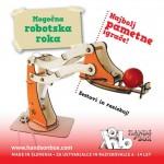 Mogočna robotska roka